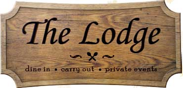 The Lodge, Dine In, Carry Out, Private Events